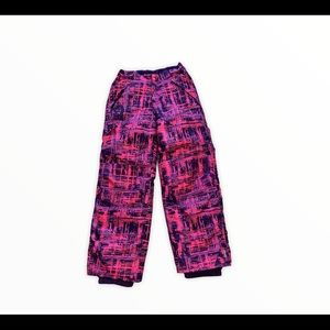 Champion Girls Venture Dry Snow/Ski pants Sz 10-12